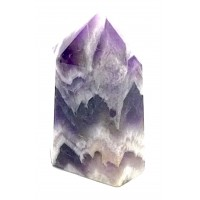 Chevron Amethyst Point ca5674