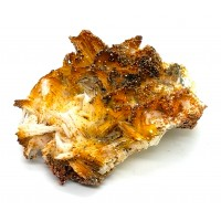 Vanadinite on Barite Specimen vb3030