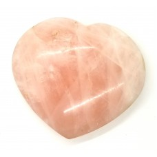 Rose Quartz Heart rq9483