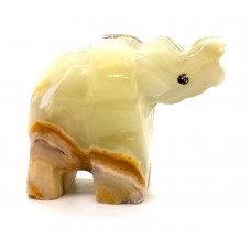Onyx Spirit Animal Elephant po7409