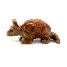Soapstone Spirit Animal Armadillo ss5874